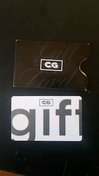 Charcoal group gift card  Mississauga, L4Z 1M1