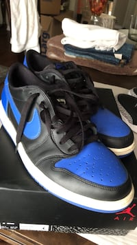 Air Jordan royal 1s sz 12 Spring, 77373