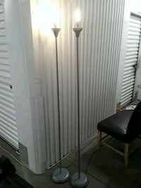 2 Tall Lamps Norwalk