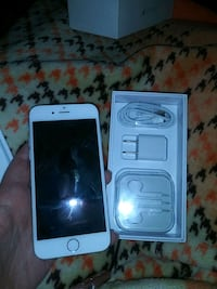 silver iPhone 6 with box Garland, 75040