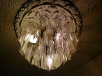 Mini chandelier $10 with cfl bulb Mississauga, L4Z 1L8