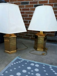 Canister Table Lamps