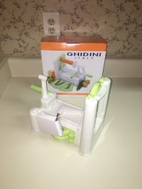 Ghibini Italy Turning Slicer