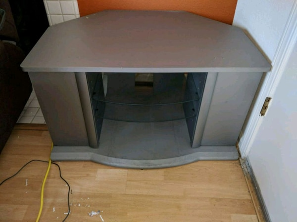 """TV stand upto 55"""" TV and shelves"""