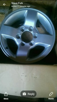 New nissan rims Silver Spring, 20906
