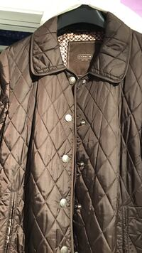Women's Size Small Coach jacket. Never worn