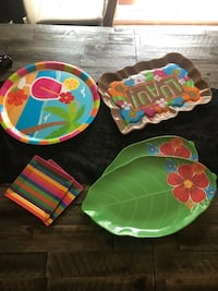 Hawaii themed party trays Whittier, 90604