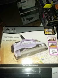 Shark Cordless floor and carpet sweeper box Tucson, 85711