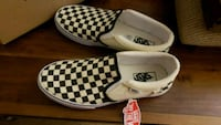New vans slip ons mens 9/womens 11 Columbus, 43232