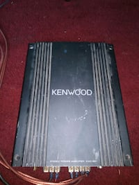 Kenwood amplifier Omaha, 68107