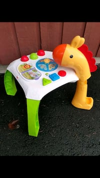 Fisher Price Childrens' Play Table Surrey, V3X