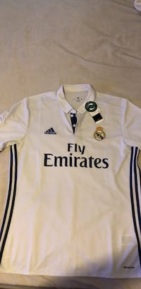 Real Madrid Jersey size L Henderson, 89012