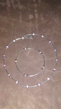 Matching necklace choker with braclet Baton Rouge, 70815