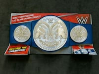Mattell WWE Smackdown Tag Team Championship Belt Severn, 21144