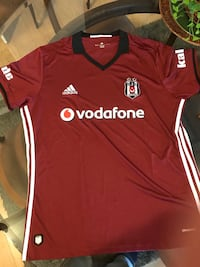 Besiktas orjinal forma bordo xl beden. , 34394