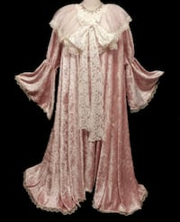 Hopelessly Romantic Grand Sweep Victorian Robe Fredericksburg, 22407