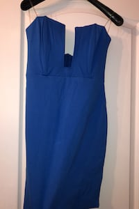 Woman's brand new strapless dress Laval, H7W 5M9