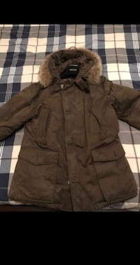 Woolrich Arctic Parka Camouflage San Donato, 56028