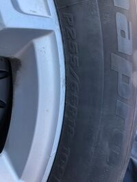 Rims and tires for sale Toronto, M1G 1S2