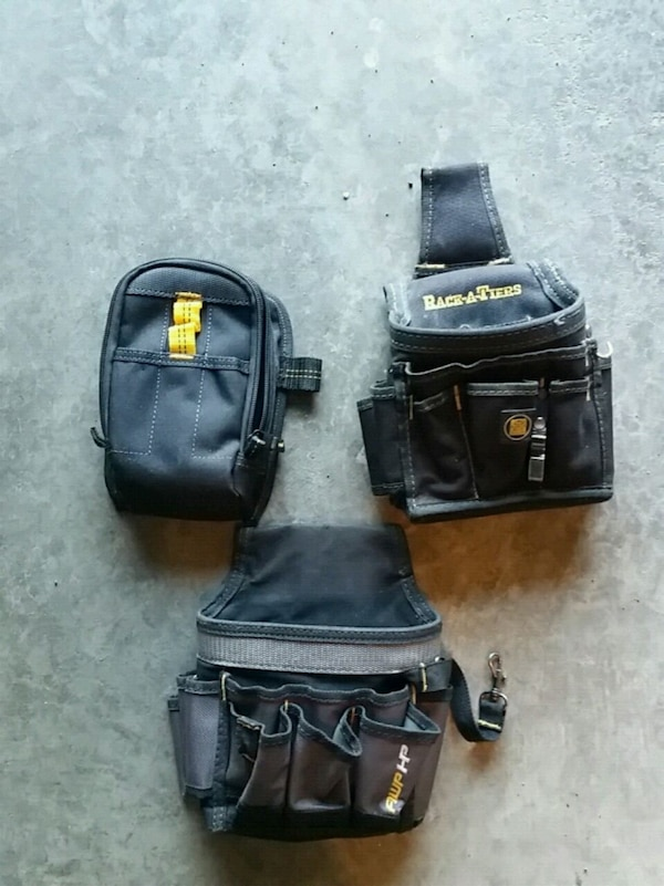 a5cc928e2dd Used Used tool pouches  5 each for sale in Gatineau - letgo