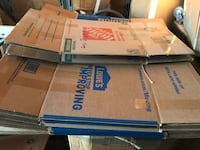 Moving boxes San Marcos, 92078