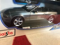1:18 Maisto diecast model of Ford Mustang GT convertible  Houston, 77084
