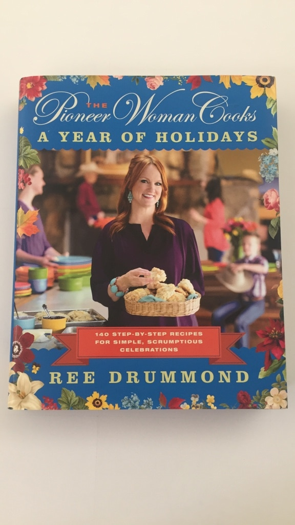 Photo Pioneer Woman Cook Book A Year Of Holidays
