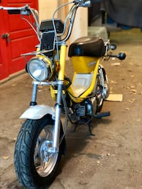 Used 1979 Yamaha Champ Lc50 Moped For Sale In Asbury Park