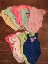 3 Month Girls Clothing