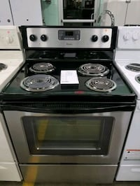 Whirlpool electric stove Hauppauge, 11788