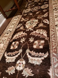 Hand Made rug from Pakistan Pickering