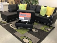 Sectional sale 3 pc