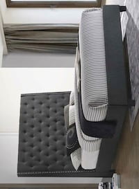 Charcoal Gray Queen Bed Houston, 77080