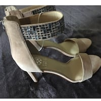 NEW VINCE CAMITO NUDE HEELS / SHOES Greenacres, 33413