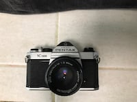 Pentax asahi Black and gray camera Orlando, 32822