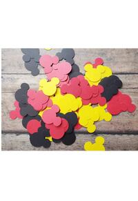 Mickey Mouse paper confetti 350(2 packs) Houston, 77084