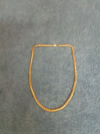 Gold plated chain  Langley Township, V4W 3C6
