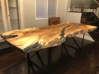 Stunning custom live edge tables Guelph, N1E