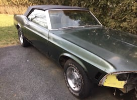 Ford.Mustang.Convertible.1970