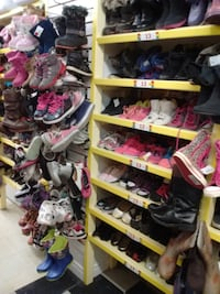 Shoes for girls sizes 8-13 Toronto