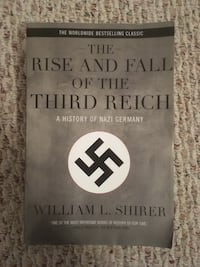Rise and Fall of the Third Reich, by William L. Shirer