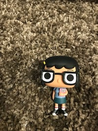 POP figurine: Tina from Bob's Burgers tv show Calgary, T2Z 3G7