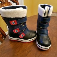 Boys snow boots size 11 Stafford, 22554