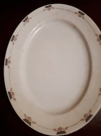 Platter Giant Wedgewood  16 x 13 null