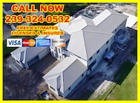 METAL ROOFING * ROOF REPAIR or REROOFING A+ BBB ► ROOFER Fort Myers