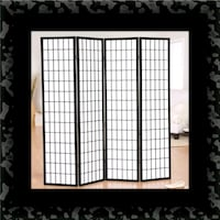 4 panel room divider Laurel, 20707
