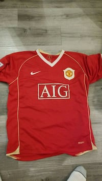 Manchester United Ronaldo Jersey large Toronto, M3H 2T7