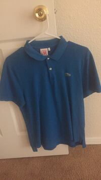 lacoste   polo shirt size small Clint, 79836