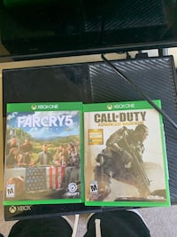 Xbox one with 2 games and one controller Plymouth, 55446