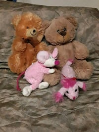 Stuffies bundle #3 Rosamond, 93560